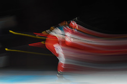 February 11, 2018 - Pyeongchang, Gangwon, South Korea - Brendan Green of Canada at Mens 10 kilometre sprint Biathlon at olympics at Alpensia biathlon stadium, Pyeongchang, South Korea on February 11, 2018. (Credit Image: © Ulrik Pedersen/NurPhoto via ZUMA Press)