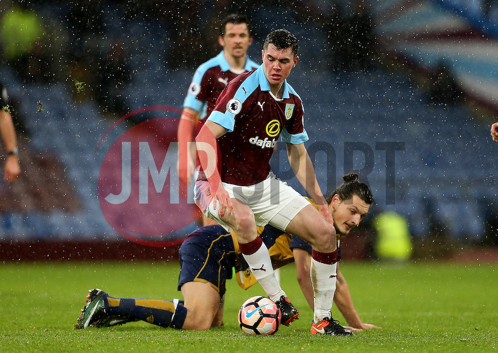 Michael Keane of Burnley - Mandatory by-line: Matt McNulty/JMP - 28/01/2017 - FOOTBALL - Turf Moor - Burnley, England - Burnley v Bristol City - Emirates FA Cup fourth round