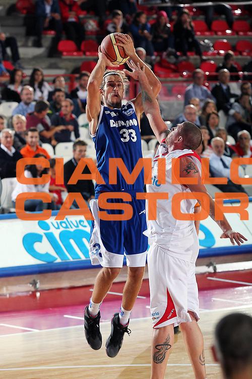DESCRIZIONE : Varese Lega A 2010-11 Amichevole Cimberio Varese Dinamo Sassari<br /> GIOCATORE : Jiri Hubalek<br /> SQUADRA : Dinamo Sassari<br /> EVENTO : Campionato Lega A 2010-2011<br /> GARA : Amichevole Cimberio Varese Dinamo Sassari<br /> DATA : 21/09/2010<br /> CATEGORIA : Tiro<br /> SPORT : Pallacanestro<br /> AUTORE : Agenzia Ciamillo-Castoria/G.Cottini<br /> Galleria : Lega Basket A 2010-2011<br /> Fotonotizia : Varese Lega A 2010-11 Amichevole Cimberio Varese Dinamo Sassari<br /> Predefinita :