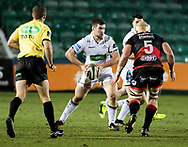 Glasgow Warriors' James Malcolm<br /> <br /> Photographer Simon King/Replay Images<br /> <br /> Guinness PRO14 Round 14 - Dragons v Glasgow Warriors - Friday 9th February 2018 - Rodney Parade - Newport<br /> <br /> World Copyright © Replay Images . All rights reserved. info@replayimages.co.uk - http://replayimages.co.uk