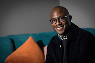 LONDON, ENGLAND - FEBRUARY 14:  Oscar nominated director Barry Jenkins poses for a photo before taking part in a Q&A at a preview screening of Moonlight at BFI Southbank on February 14, 2017 in London, United Kingdom.  (Photo by Tim P. Whitby/Getty Images)