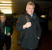 Picture by Mark Larner/Central News. Picture shows David Chaytor arriving at Southwark Crown Court at 07.55am. 07/01/2011...Mr Chaytor, former Labour MP for Bury North, was sentenced today (Fri) to 18 months for false accounting on his expense claims.