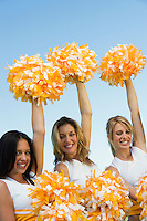 Cheering Cheerleaders