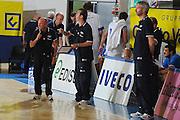 DESCRIZIONE : Bormio Torneo Internazionale Diego Gianatti Italia Ungheria<br /> GIOCATORE : Simone Pianigiani Luca Dalmonte Riccardo Pittis<br /> SQUADRA : Nazionale Italia Uomini<br /> EVENTO : Torneo Internazionale Guido Gianatti<br /> GARA : Italia Ungheria<br /> DATA : 09/07/2010 <br /> CATEGORIA : ritratto coach<br /> SPORT : Pallacanestro <br /> AUTORE : Agenzia Ciamillo-Castoria/GiulioCiamillo<br /> Galleria : Fip Nazionali 2010 <br /> Fotonotizia : Bormio Torneo Internazionale Diego Gianatti Italia Ungheria<br /> Predefinita :