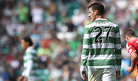 13/09/14 SCOTTISH PREMIERSHIP<br /> CELTIC v ABERDEEN<br /> CELTIC PARK - GLASGOW<br /> Bulgarian star Aleksandar Tonev makes his debut for Celtic