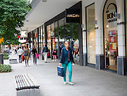 High order shopping Marc Cain and Bon Marche shops Rotterdam, Netherlands