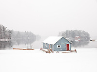 https://Duncan.co/boathouse-with-red-door-in-the-snow