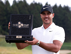 PGA Golf CJ Cup - 21 Oct 2018