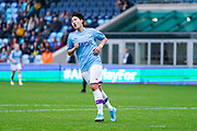 Manchester City Women forward Lee Geum-min (17) reacts during the FA Women's Super League match between Manchester City Women and BIrmingham City Women at the Sport City Academy Stadium, Manchester, United Kingdom on 12 October 2019.
