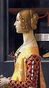Ghirlandaio, Giovanna Tornabuoni 1488