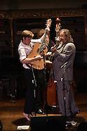 Billy Strings and Don Julin at Caramoor