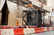 Crane part arrived<br /> December 14th, 2011
