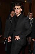 "PARIS, FRANCE - APRIL 28:  Robert Pattinson attends ""Water for Elephants' Premiere at Le Grand Rex Theater on April 28, 2011 in Paris, France.  (Photo by Tony Barson/FilmMagic)"