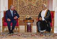 Prince Charles Arrives in Oman