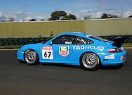 Eric Bana.Porsche GT3 Cup Car.Motorsport/2008 Shannon Nationals.Australian GT Championship - Sandown GT Classic.Sandown International Raceway, Melbourne, Victoria.30th November 2008.(C) Joel Strickland Photographics.