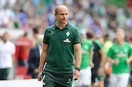 Viktor Skripnik, head coach of SV Werder Bremen during the pre season friendly match at Weserstadion, Bremen, Germany.<br /> Picture by EXPA Pictures/Focus Images Ltd 07814482222<br /> 07/08/2016<br /> *** UK & IRELAND ONLY ***<br /> EXPA-EIB-160807-0252.jpg