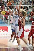 DESCRIZIONE : Chieti Qualificazione Eurobasket Women 2009 Italia Turchia <br /> GIOCATORE : <br /> SQUADRA : Nazionale Italia Donne <br /> EVENTO : Raduno Collegiale Nazionale Femminile<br /> GARA : Italia Turchia Italy Turkey <br /> DATA : 27/08/2008 <br /> CATEGORIA : tiro<br /> SPORT : Pallacanestro <br /> AUTORE : Agenzia Ciamillo-Castoria/M.Marchi <br /> Galleria : Fip Nazionali 2008 <br /> Fotonotizia : Chieti Qualificazione Eurobasket Women 2009 Italia Turchia <br /> Predefinita : si