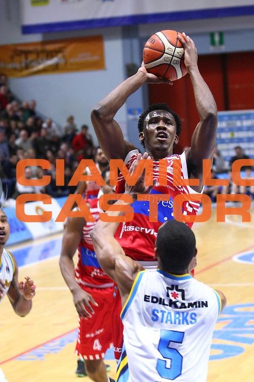 Cremona 20 Marzo 2016<br /> Basket Serie A<br /> Vanoli Cremona &ndash; Consultinvest Pesaro<br /> Nella foto: Semaj Christon<br /> foto F.Zovadelli/Ciamillo