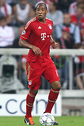 27.09.2011, Allianz Arena, Muenchen, GER, UEFA CL, FC Bayern Muenchen vs Manchester City, im Bild  Gerome Boateng// during the CL match  FC Bayern Muenchen (GER)  vs Manchester City (ENG) Gruppe A, on 2011/09/27, Allianz Arena, Munich, Germany, EXPA Pictures © 2011, PhotoCredit: EXPA/ nph/  Straubmeier       ****** out of GER / CRO  / BEL ******