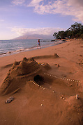 Sandcastle, Wailea, Maui, Hawaii, USA<br />
