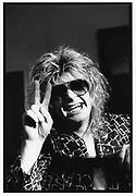 Ozzy Osbourne,Sacramento,California 1987
