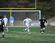 Oxford High vs. Starkville in MHSAA boys playoff soccer action in Oxford, Miss. on Saturday, January 28, 2012.