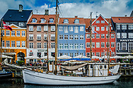 Copenhagen's central harbour.