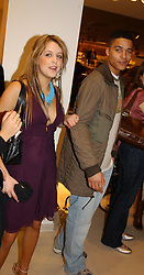 PEACHES GELDOF daughter of Bob Geldof and TEO ELDER  at a party to celebrate the opening of the new H&M Flagship Store at 17-21 Brompton Road, London SW3 on 23rd March 2005.<br /><br />NON EXCLUSIVE - WORLD RIGHTS