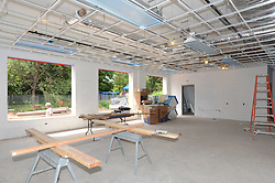 Hanover Elementary School - Kindergarten Addition<br /> James R Anderson Photographer | photog.com 203-281-0717<br /> Andrade Architects, LLC. Enfield Builders, Inc.<br /> Photography Date: 7 August 2012<br /> Camera View: Northwest. Classroom 115<br /> Image Number 17