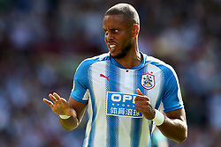 Mathias Zanka Jorgensen of Huddersfield Town gestures - Mandatory by-line: Matt McNulty/JMP - 26/08/2017 - FOOTBALL - The John Smith's Stadium - Huddersfield, England - Huddersfield Town v Southampton - Premier League