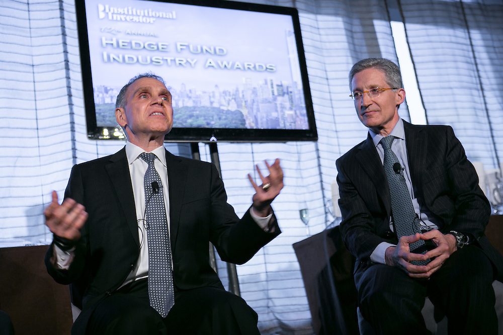 Canyon Partners' Mitchell R. Julis, Founding Partner, Co-Chairman, and Co-CEO, (left.) and Joshua S. Friedman, Founding Partner, Co-Chairman, and Co-CEO.