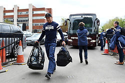 Bristol Bears Asssistant Coach Bruce Reihana arrives at Welford Road - Mandatory byline: Patrick Khachfe/JMP - 07966 386802 - 27/04/2019 - RUGBY UNION - Welford Road - Leicester, England - Leicester Tigers v Bristol Bears - Gallagher Premiership Rugby