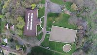 Raemelton, drone,fly,horse,farm,riding,arena,barn, 2015. Patrick Flood/Patrick Flood Photography.