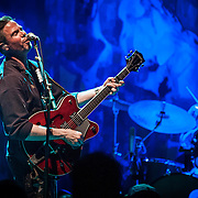 Josh Ritter Performs at 930 Club in Washington, DC. on 2/24/2016.(Photo by Richie Downs)