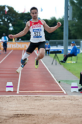 ALESHKIN Vadim, 2014 IPC European Athletics Championships, Swansea, Wales, United Kingdom
