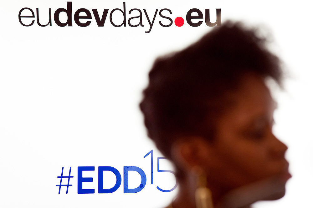 04 June 2015 - Belgium - Brussels - European Development Days - EDD - Growth - From cotton production to ethical clothing and fashion © European Union