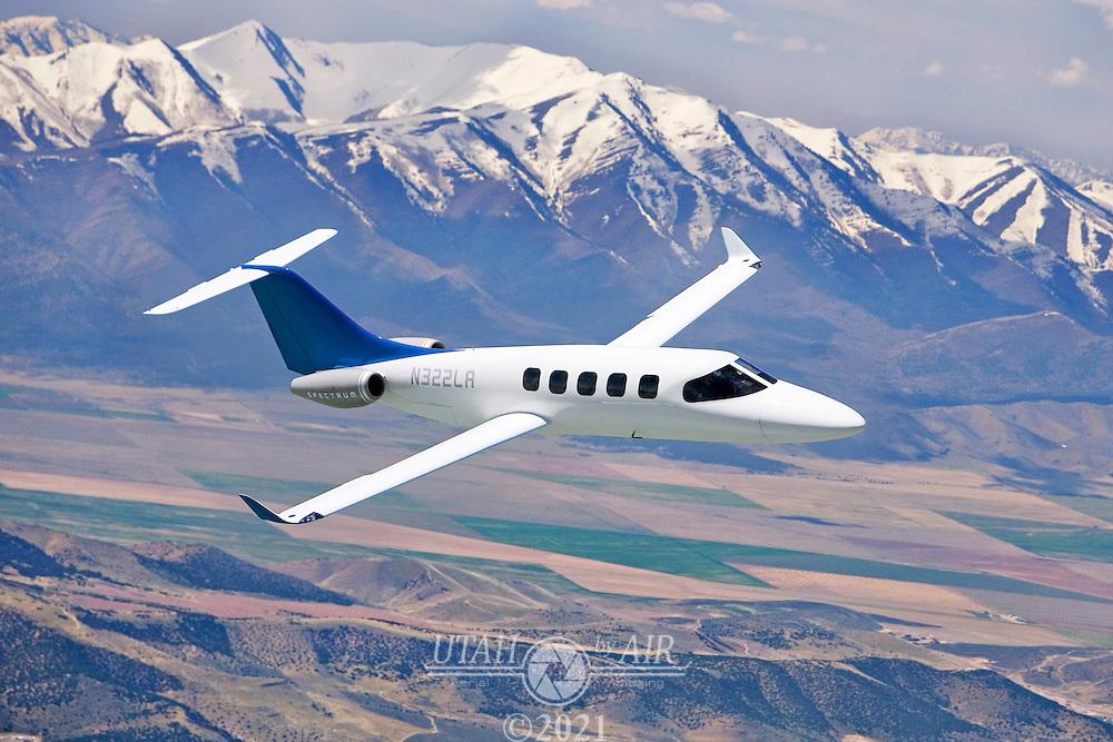 Spectrum 33 composite jet
