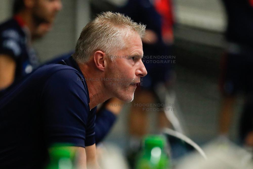 20161022 NED: Eredivisie, Nesselande Voor Elkaar.nl - Coolen ALterno: Zevenhuizen<br />Brecht Rodenburg, assistant coach of Nesselande