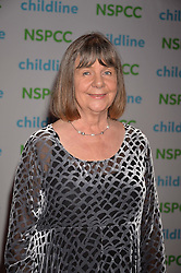 Julia Donaldson at a glittering St Paul's Cathedral carol concert to celebrate Childline's 30th anniversary hosted by the NSPCC in the presence of HRH The Countess of Wessex., London England. 13 December 2016.