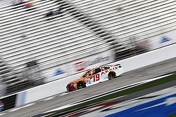 March 3, 2017 - Hampton, Georgia, United States of America - March 03, 2017 - Hampton, Georgia, USA: Daniel Suarez (19) takes to the track to practice for the Folds of Honor QuikTrip 500 at Atlanta Motor Speedway in Hampton, Georgia. (Credit Image: © Justin R. Noe Asp Inc/ASP via ZUMA Wire)