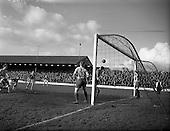 1959 - Soccer: Limerick v Drumcondra at Glenmalure Park