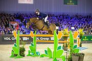 Steve Guerdat - Bianca<br /> Indoor Brabant 2017<br /> &copy; DigiShots