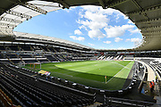 KC stadium before the Sky Bet Championship match between Hull City and Queens Park Rangers at the KC Stadium, Kingston upon Hull, England on 19 September 2015. Photo by Ian Lyall.