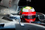 October 22, 2016: United States Grand Prix. Esteban Gutierrez (MEX), Haas F1