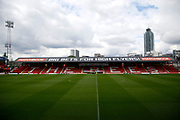 Griffin Park Stadium during the EFL Sky Bet Championship match between Brentford and Reading at Griffin Park, London, England on 16 September 2017. Photo by Andy Walter.