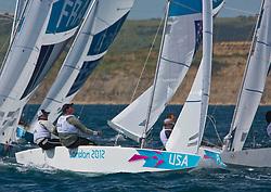 USAMENDELBLATT Mark, Fatih Brian<br /> <br /> 2012 Olympic Games <br /> London / Weymouth470 Women