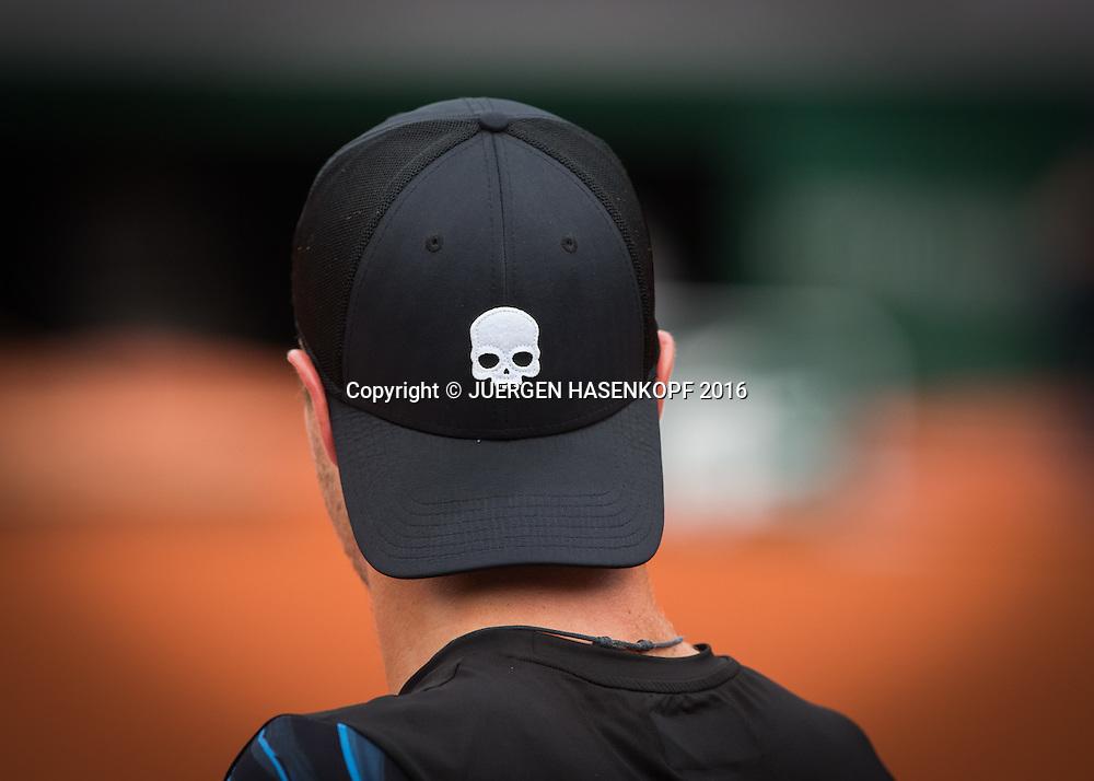 Jan-Lennard Struff (GER)<br /> <br /> Tennis - French Open 2016 - Grand Slam ITF / ATP / WTA -  Roland Garros - Paris -  - France  - 24 May 2016.