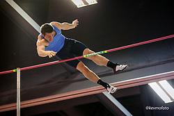 2020 USATF Indoor Championship<br /> Albuquerque, NM 2020-02-14<br /> photo credit: © 2020 Kevin Morris<br /> mens pole vault