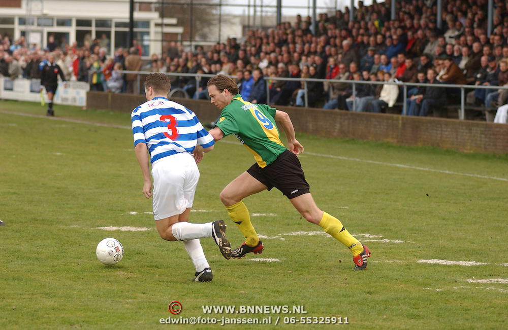 SV Huizen - Spakenburg 3-2