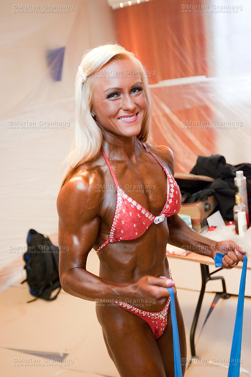 Nordic Championships 2009 - Bodybuilding, Classic bodybuilding and Bodyfitness, Royal Garden Trondheim, Norway..Nordisk mesterskap 2009 - Bodybuilding, Klassisk bodybuilding og Bodyfitness, Royal Garden Trondheim